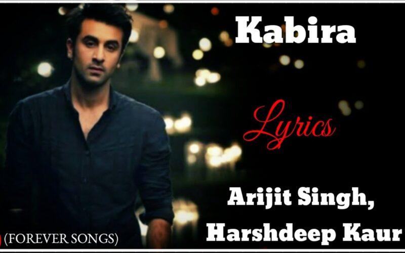 Kabira Reprise (Yeh Jawani Hai Deewani) - Song Lyrics