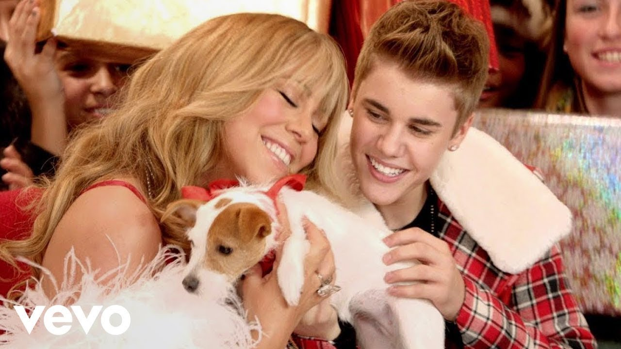 All I Want For Christmas Is You (Justin Bieber Mariah Carey) - Song Lyrics