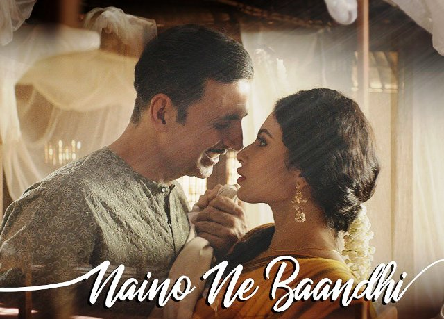Naino Ne Baandhi (Gold)-Song Lyrics
