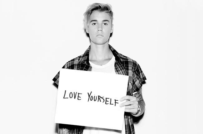 Justin Bieber - Love Yourself - Song Lyrics