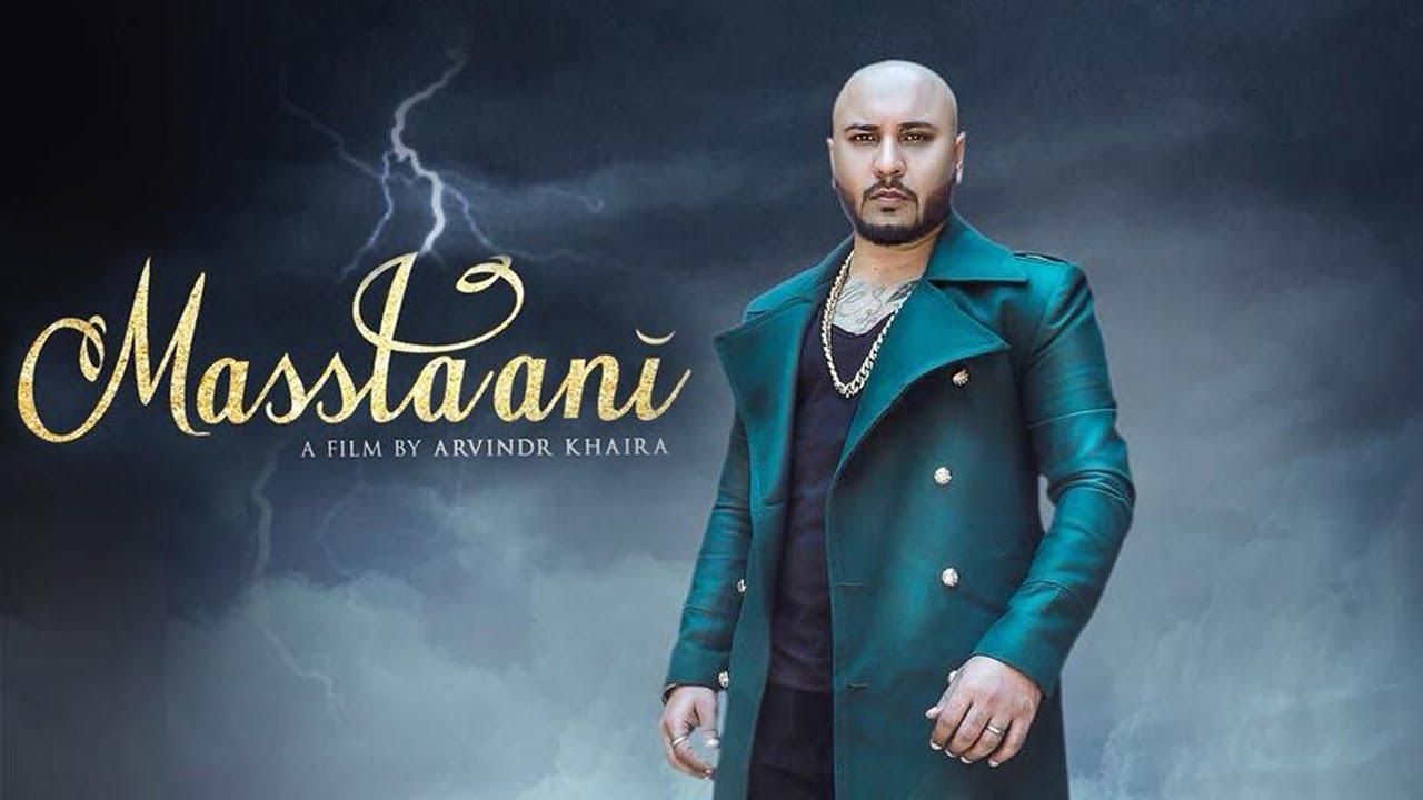 Masstaani (B Praak) -Song Lyrics