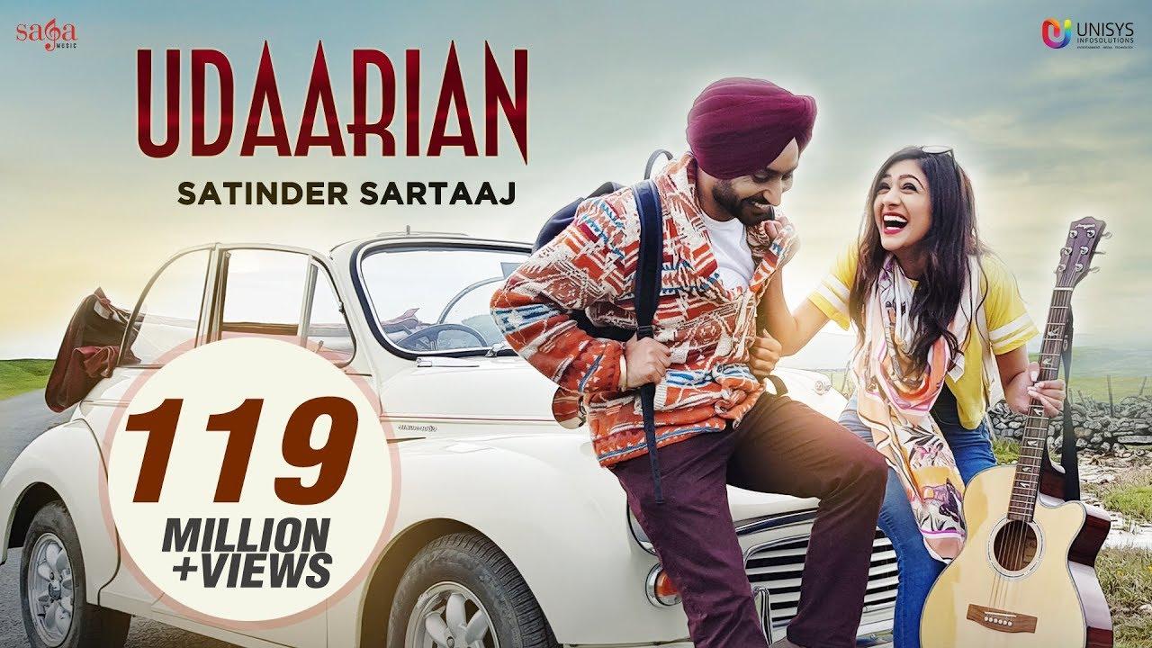 Udaarian (Satinder Sartaaj) -Song Lyrics